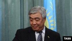 Қазақстан сыртқы істер министрі Ерлан Ыдырысов. Мәскеу, 25 қаңтар 2013 жыл.