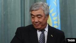 Министр иностранных дел Казахстана Ерлан Идрисов. Москва, 25 января 2013 года.