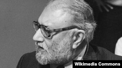 Pakkistani physicist Abdus Salam (file photo)