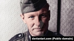 Бавариялык антифашист Алфред Лисков.