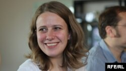 Žurnalist Aleksandra Wagner