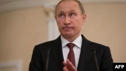 Володимир Путін (архівне фото)
