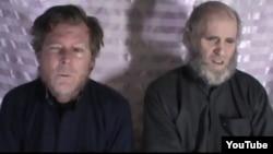 Тимоти Джон Уикс (слева) и Кевин Кинг. Архивное фото