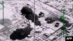 Lovituri aeriene ruse în Siria