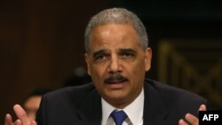 U.S. Attorney General Eric Holder pledged that the United States would lead the effort.