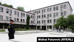 Zgrada Vlade FBiH - ilustracija