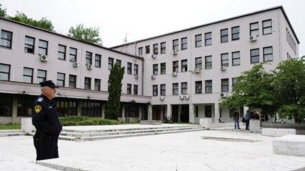 Zgrada Federalne vlade u Sarajevu