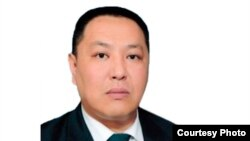 Kyrgyzstan - Ulan Israilov. Ulan Israilov - Director of Anti-Corruption State Security Service.