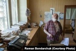 Під час роботи над сценарієм фільму «Редакція» команда відвідала головного редактора газети «Наддніпрянська правда» (Херсон) Ігора Реву.
