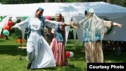 Торонто татарлары Сабантуе