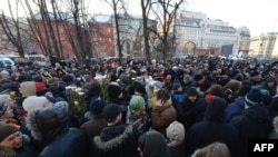 Russia's opposition has not really succeeded in building on the mass protests it organized around the country late last year.