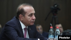 ՀՀ վարչապետ Հովիկ Աբրահամյան
