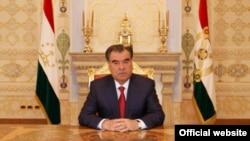 Президент Таджикистана Эмомали Рахмон. 6 августа 2013 года.