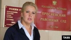 Экс-чиновница Минобороны России Евгения Васильева