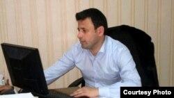 Зиннатулло Исмоилов, раиси созмони нави радио ва телевизионҳои мустақили Тоҷикистон.