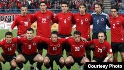 Kombëtarja e Shqipërisë - foto arkivi