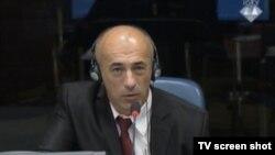 Ranko Kolar na suđenju Ratku Mladiću u Hagu