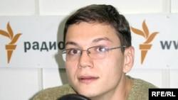 """""""Агора"""" төбәкара хокук яклау берләшмәсе башлыгы Павел Чиков."""