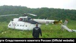 Вертолет Ми-8Т, иллюстративное фото