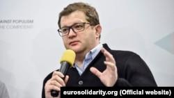 Народний депутат ВолодимирАр'єв
