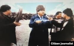 Otajon Xudoyshukurovning 1980 yilda bergan konserti