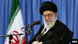 Верховний лідер Ірану аятолла Алі Хаменеї