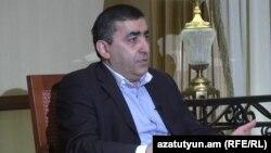 Верховный представитель Верховного органа АРФ «Дашнакцутюн» Армен Рустамян.