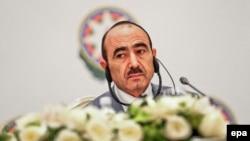 Заместитель премьер-министра Азербайджана Али Гасанов.