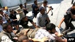 روز پنج شنبه دو فلسطینی در جریان عملیات نیروهای اسراییلی در نوار غزه کشته شدند.