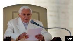 Попи Рум Бенедикти XVI