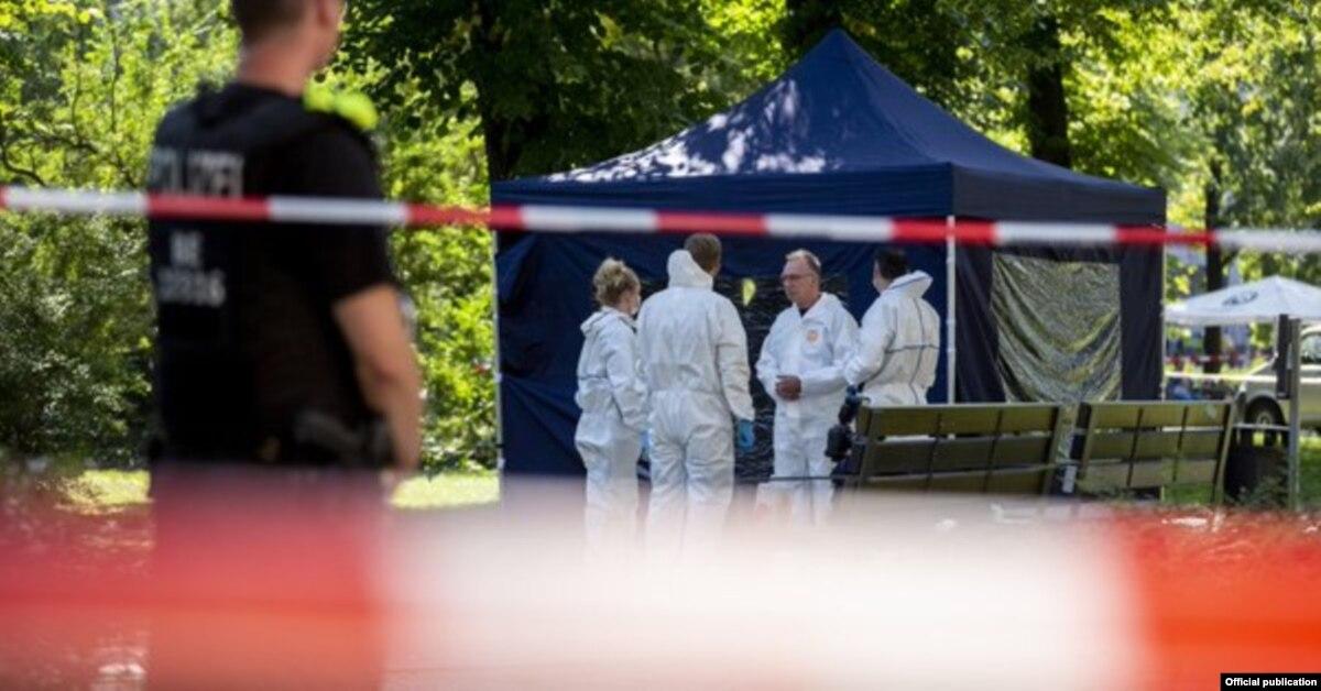 В Берлине арестовали россиянина, которого обвинили в убийстве гражданина Грузии
