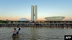 Пратэсты ў Бразыліі супраць карупцыі