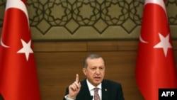Президент Туреччини Реджеп Таїп Ердоґан (ілюстративне фото)