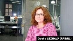 Manana Kochladze la Tbilisi