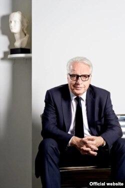 Prof. Martin Roth, director al Victoria & Albert Museum, Londra