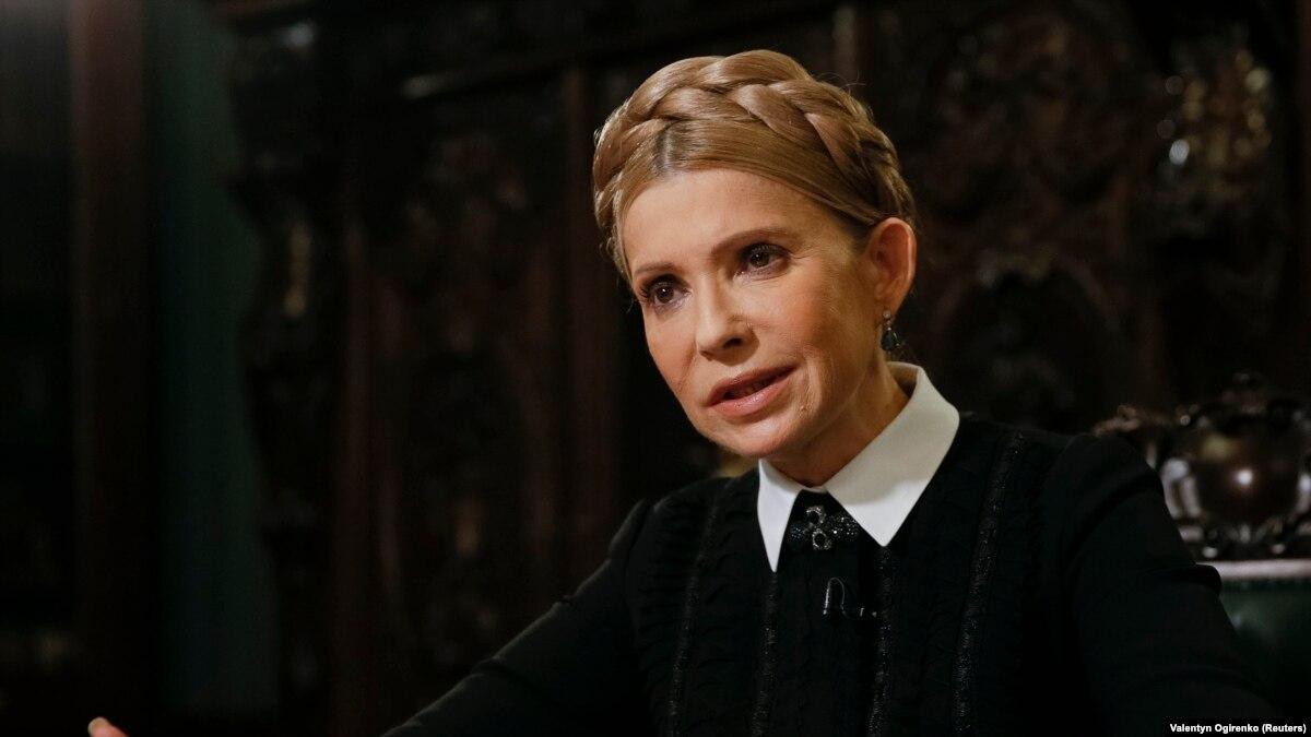 Тимошенко заявила, что не боится Порошенко