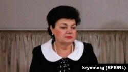 Директор Кримської медичної академії Нанулі Іванова