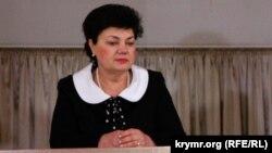 Директор Крымской медицинской академии Нанули Иванова