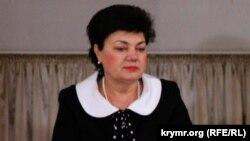 Директор Медакадемії КФУ Нанулі Іванова