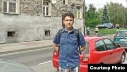 Максим Ефимов, гражданский активист из Карелии.