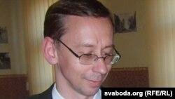 Editor Anatol Sanatsenka