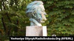 Пам'ятник Вагнеру, місто Байройт