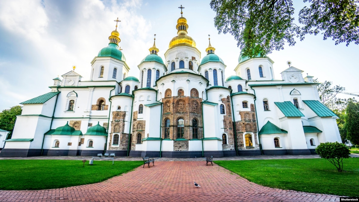 Украина-Русь XI века. Новое исследование фресок Софийского собора дало неожиданные результаты
