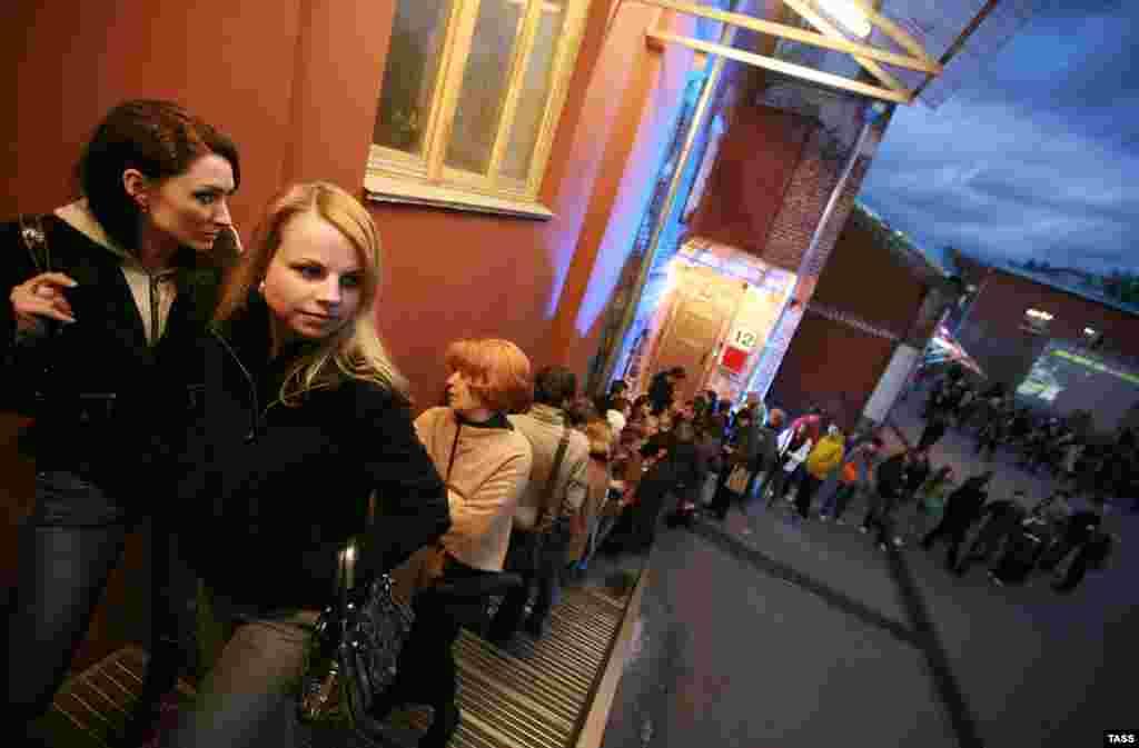 Акция «Ночь музеев» прошла в Москве - Акция «Ночь музеев» прошла в Москве