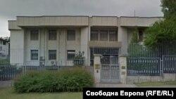 Ambasada Rusiei la Sofia