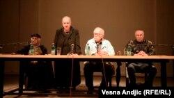 Sa komemoracije Mirku Đorđeviću, foto: Vesna Anđić