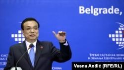 кинескиот премиер Ли Кечијанг