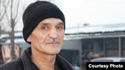 Ауған соғысына қатысқанын айтқан Абдулсаттар Асанбек. Алматы, 23 желтоқсан 2014 жыл.