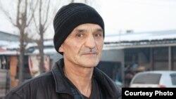 Абдулсаттар Асанбек, участник войны в Афганистане. Алматы, 23 декабря 2014 года.