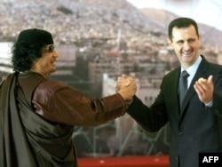 Қаззофӣ ва Башшор Асад